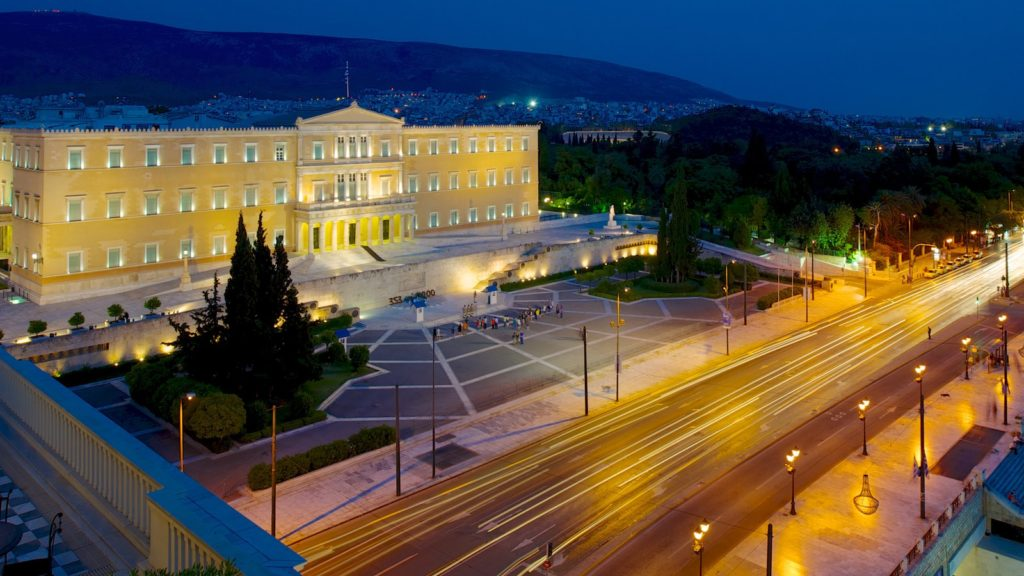 Taxi from Airport to Syntagma Top things to do at Syntagma square Greece